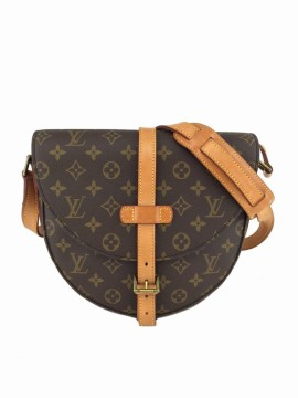 Louis Vuitton | Louis Vuitton Brown Monogram Chantilly GM Crossbody Bag