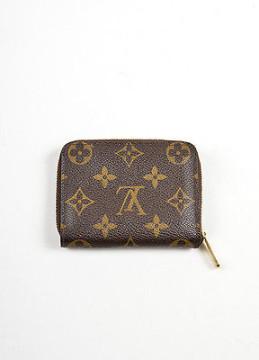 Louis Vuitton | Louis Vuitton $390 Brown Tan Coated Canvas Monogram