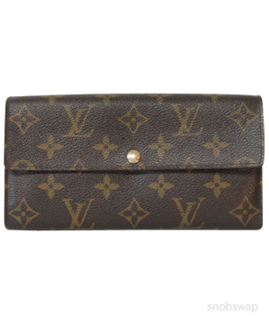 Louis Vuitton | Louis Vuitton Monogram Sarah Wallet