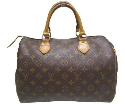 Louis Vuitton   Louis Vuitton Speedy Monogram Bag