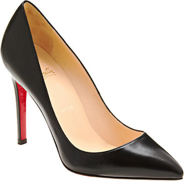 Christian Louboutin | Christian Louboutin Black Pumps Size 38