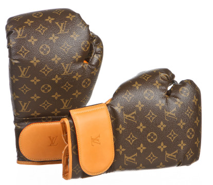 Louis Vuitton | Louis Vuitton x Karl Lagerfeld Iconoclast Monogram Punching Suitcase Set NEW
