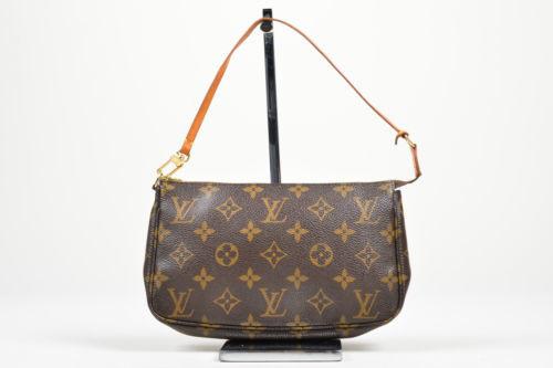 Louis Vuitton | Louis Vuitton Monogram Canvas Pochette Accessories Bag