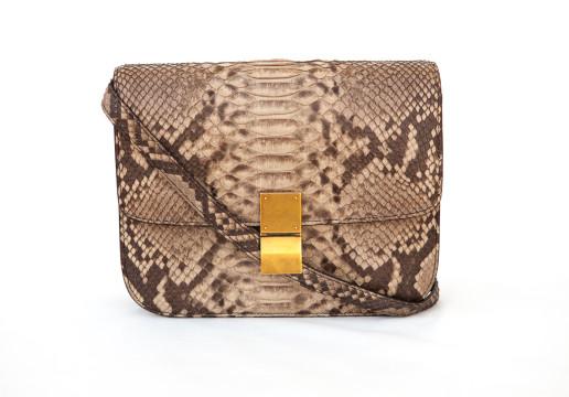 Céline | Céline Python Box Bag