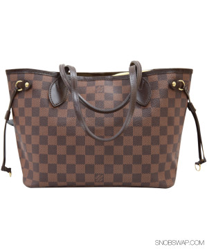 Louis Vuitton | Louis Vuitton Neverfull PM Damier Ebene