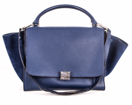 Céline | Blue Leather