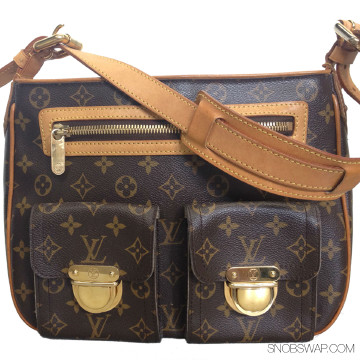 Louis Vuitton | Louis Vuitton Monogram 'Hudson GM' Messenger Bag