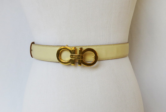 Shop Salvatore Ferragamo Belts | Gently Loved Salvatore ...