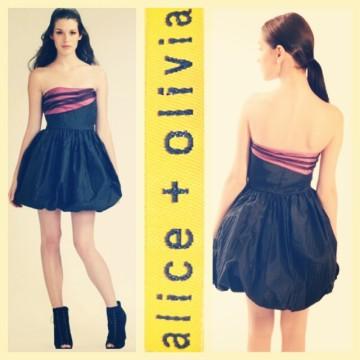 Alice + Olivia | ALICE + OLIVIA STRAPLESS...