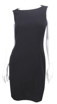 Lida Baday   RENA LANGE White Peek A Boo Dress Size: 6