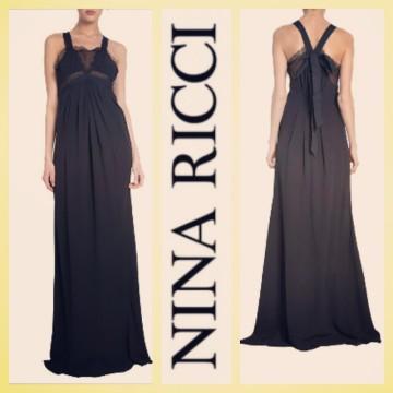 Nina Ricci | NINA RICCI $3,450 LONG BL...