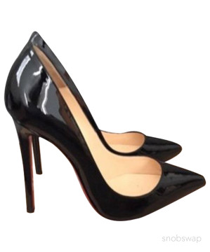 Christian Louboutin | Stunning Christian Louboutin Patent Black Pigalle 120mm Size 39 BNIB  FREE SHIPPING - PRICE REDUCED FOR QUICK SALE. WON'T LAST!
